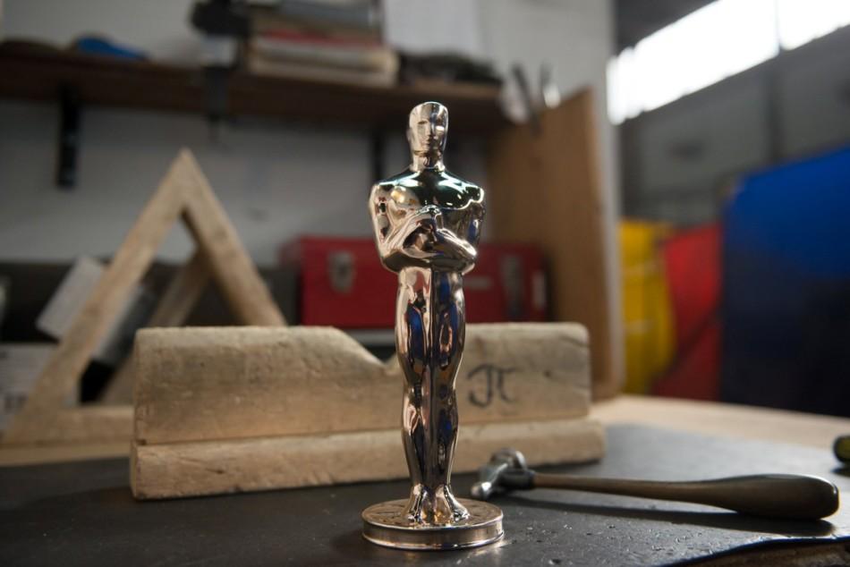 Makeover für die diesjährige Oscar Statue